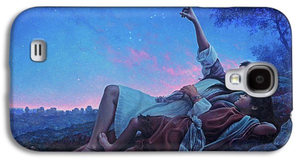 Just For A Moment Galaxy S4 Case by Greg Olsen