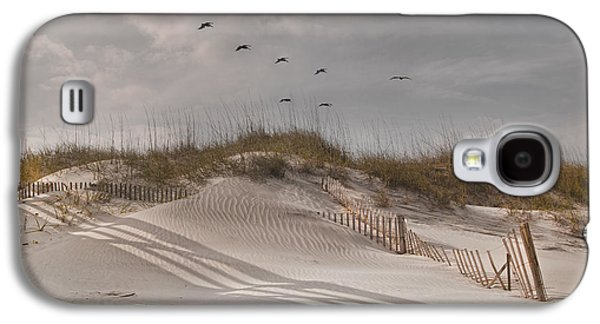 Betsy Galaxy S4 Cases - Just for You Outer Banks NC Galaxy S4 Case by Betsy C  Knapp