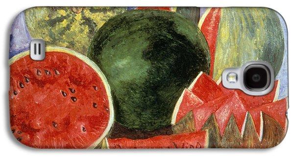 Modern Art Galaxy S4 Cases - Kahlo: Viva La Vida, 1954 Galaxy S4 Case by Granger