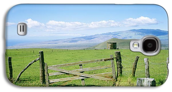 Kamuela Pasture Galaxy S4 Case by David Cornwell/First Light Pictures, Inc - Printscapes