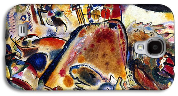Kandinsky Small Pleasures Galaxy S4 Case by Granger