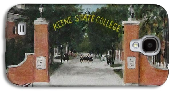 Keene State College Galaxy S4 Case by Jack Skinner