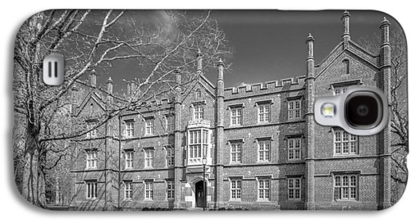 Kenyon College Bexley Hall Galaxy S4 Case by University Icons