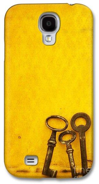 Life Galaxy S4 Cases - Key Family Galaxy S4 Case by Priska Wettstein