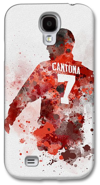 King Eric Galaxy S4 Case by Rebecca Jenkins