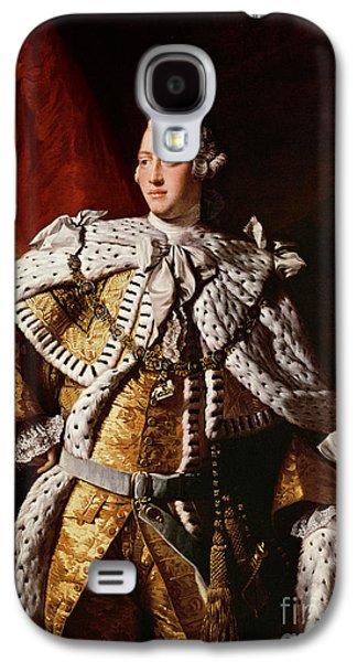 King George IIi Galaxy S4 Case by Allan Ramsay