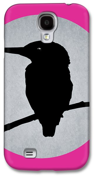 Kingfisher Galaxy S4 Case by Mark Rogan