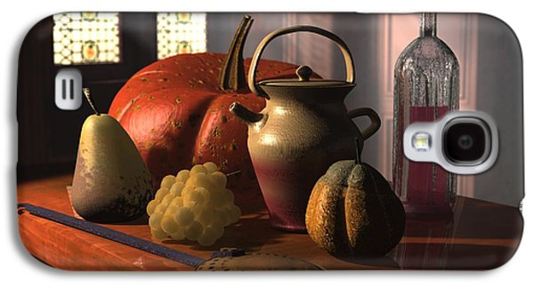 Still Life Sculptures Galaxy S4 Cases - Kinzeliin Still Life 2 Galaxy S4 Case by Dave Luebbert