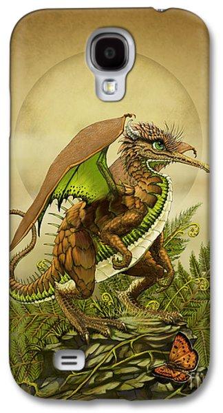 Kiwi Dragon Galaxy S4 Case by Stanley Morrison
