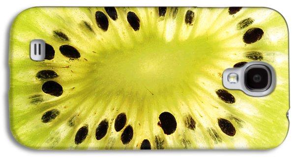 Kiwi Fruit Galaxy S4 Case by Paul Ge