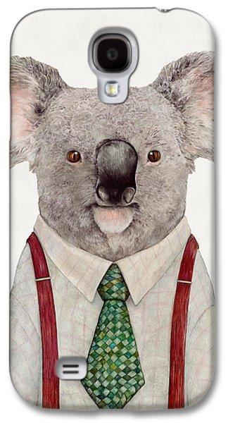 Koala Galaxy S4 Case by Animal Crew