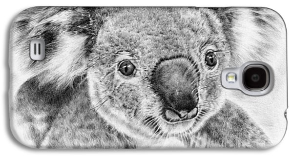 Koala Newport Bridge Gloria Galaxy S4 Case by Remrov