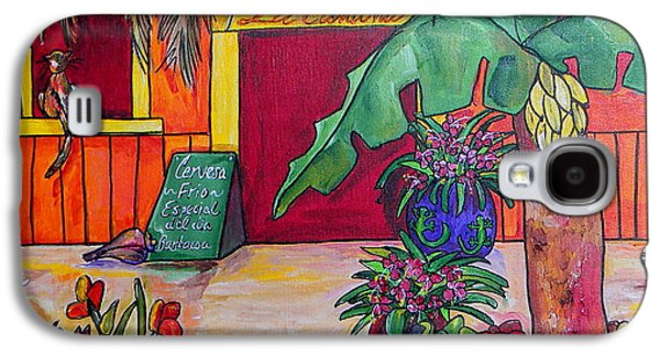 La Cantina Galaxy S4 Case by Patti Schermerhorn