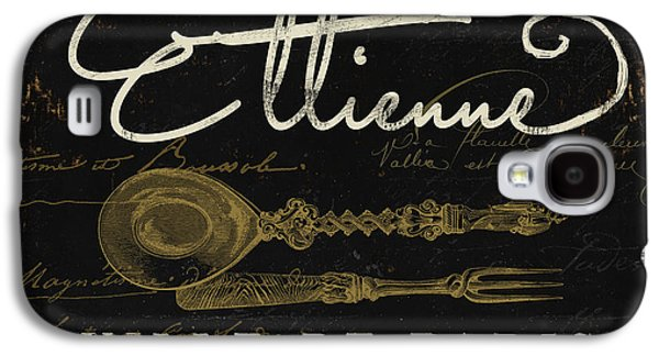 French Signs Galaxy S4 Cases - La Cuisine I Galaxy S4 Case by Mindy Sommers