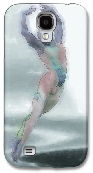 La Danza Fantasma Galaxy S4 Case by Quim Abella