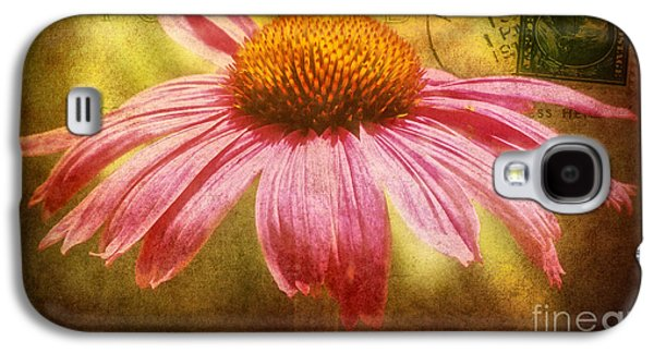La Fleur Galaxy S4 Case by Angela Doelling AD DESIGN Photo and PhotoArt