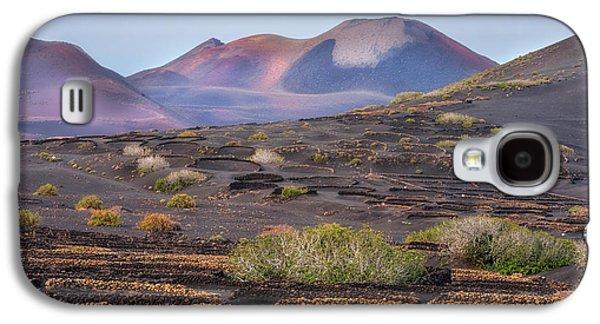 La Geria - Lanzarote Galaxy S4 Case by Joana Kruse