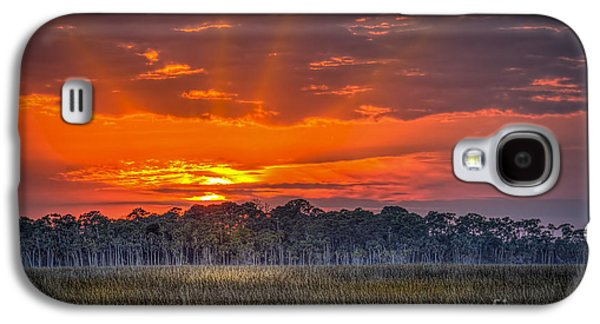 Park Scene Galaxy S4 Cases - Labor Of Love Galaxy S4 Case by Marvin Spates