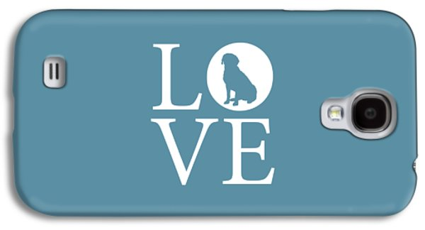 Labs Digital Galaxy S4 Cases - Labrador Love Galaxy S4 Case by Nancy Ingersoll