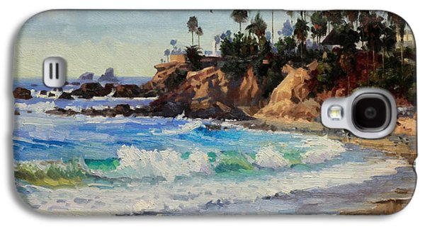 Laguna Beach  Galaxy S4 Case by Gary Kim
