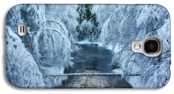 Fantasy Photographs Galaxy S4 Cases - Land of The Elves Galaxy S4 Case by MarianaEwa Asklof