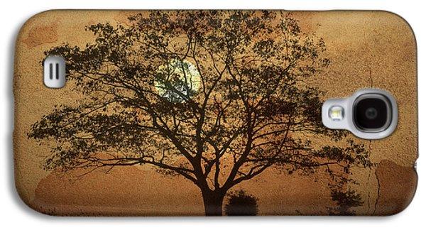 Gordon Photographs Galaxy S4 Cases - Landscape On Adobe Wall Galaxy S4 Case by Dave Gordon