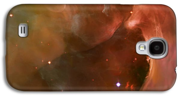 Recently Sold -  - Abstract Nature Galaxy S4 Cases - Landscape Orion Nebula Galaxy S4 Case by The  Vault - Jennifer Rondinelli Reilly