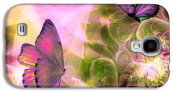 Dreamscape Galaxy S4 Cases - Languid Journeys Galaxy S4 Case by Mindy Sommers