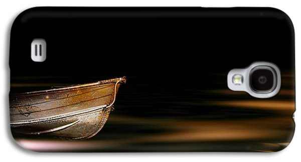 Emotion Mixed Media Galaxy S4 Cases - Last Journey Galaxy S4 Case by Photodream Art