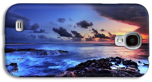 Last Light Galaxy S4 Case by Chad Dutson
