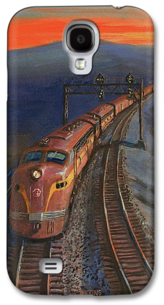 Last Light Galaxy S4 Case by Christopher Jenkins