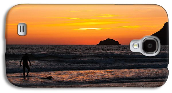 Sun Galaxy S4 Cases - Last Surfer Galaxy S4 Case by Amanda And Christopher Elwell
