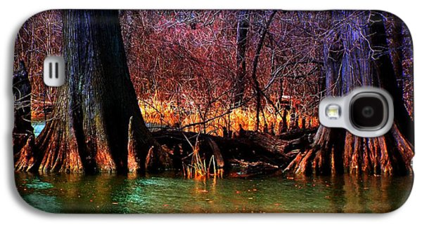 Late Evening In Reelfoot Galaxy S4 Case by Julie Dant