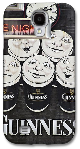 Late Night Guinness Limerick Ireland Galaxy S4 Case by Teresa Mucha
