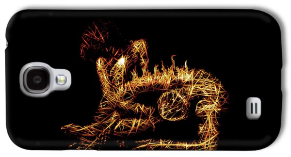 Late Regrets Galaxy S4 Case by Marian Voicu