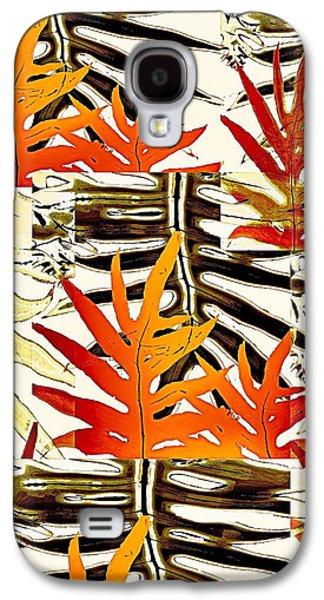 Botanical Galaxy S4 Cases - Lauae  Galaxy S4 Case by Robert McPeek