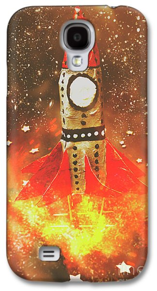 Launch Of Early Learning Galaxy S4 Case by Jorgo Photography - Wall Art Gallery