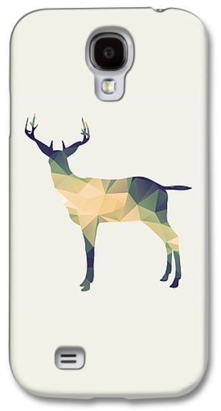 Deer Galaxy S4 Cases - Le cerf Galaxy S4 Case by Taylan Soyturk