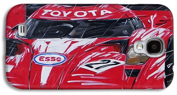 Le Mans Toyota 27 Galaxy S4 Case by Roberto Muccilo