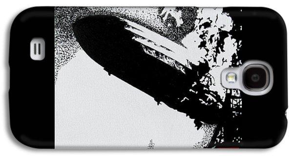 Led Zeppelin Galaxy S4 Case by Mr Minor