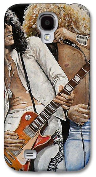 Led Zeppelin Galaxy S4 Case by Tom Carlton