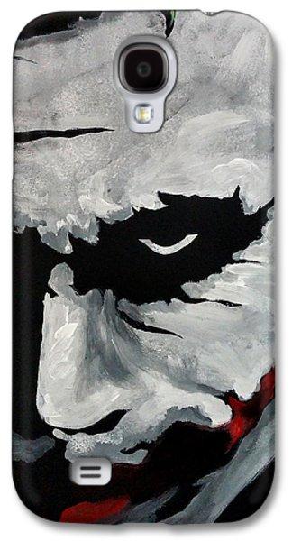 Ledger's Joker Galaxy S4 Case by Dale Loos Jr