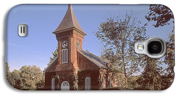 Slavery Galaxy S4 Cases - Lee Chapel in Lexington VA Galaxy S4 Case by Bill McMannis