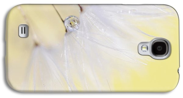 Reflections In Water Galaxy S4 Cases - Lemon Drop Galaxy S4 Case by Amy Tyler