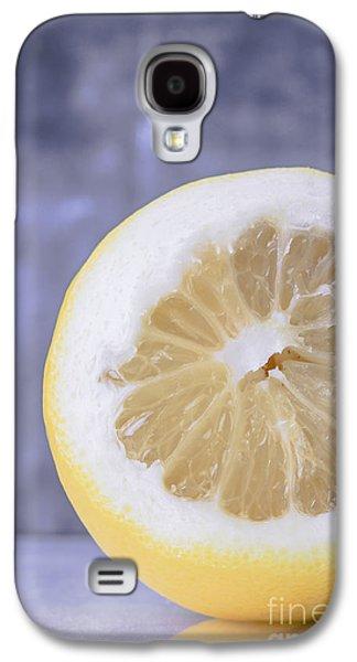 Lemon Half Galaxy S4 Case by Edward Fielding