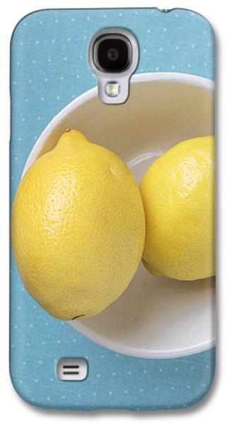 Lemon Pop Galaxy S4 Case by Edward Fielding