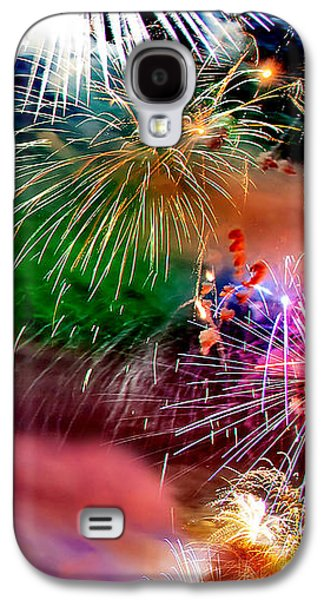 Let's Celebrate Galaxy S4 Case by Az Jackson