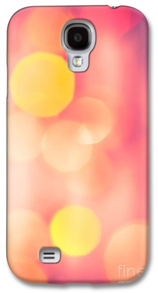 Psychedelic Photographs Galaxy S4 Cases - Lets Party Galaxy S4 Case by Jan Bickerton