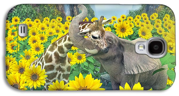 Life Is Good Galaxy S4 Case by Betsy C Knapp