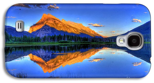 Life's Reflections Galaxy S4 Case by Scott Mahon